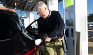 UK's first all-electric forecourt in Essex