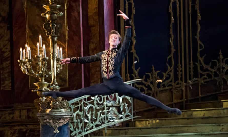 Vadim Muntagirov as Prince Siegfried