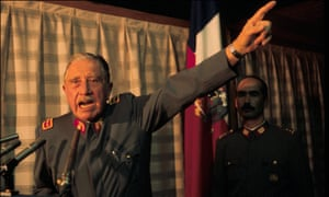 Augusto Pinochet … his regime was one of unparalleled brutality in South America.