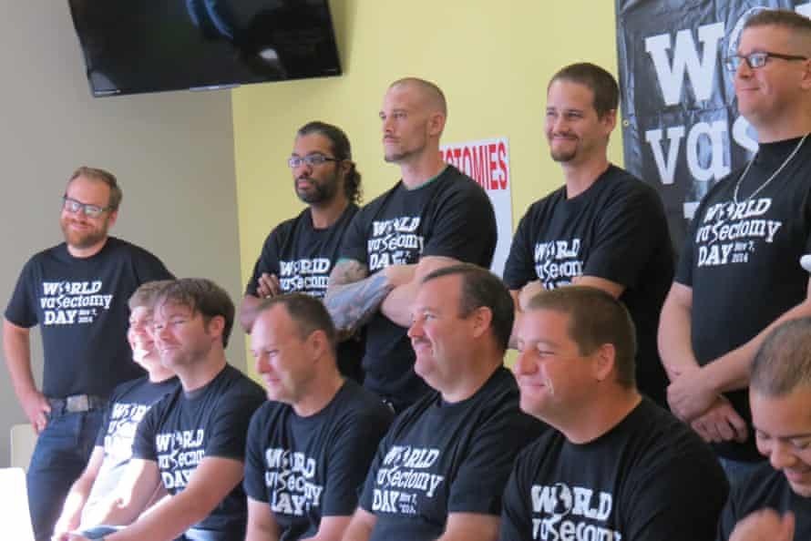Some of the volunteers for WVS 2014.
