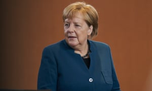 Angela Merkel has been relatively absent from the hubbub of domestic politics