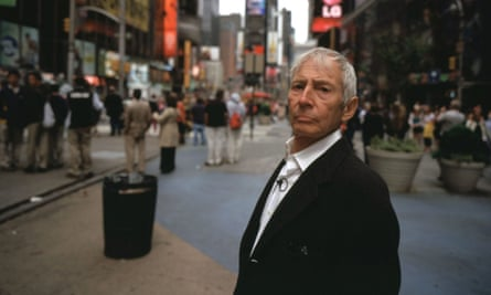 A scene from HBO's The Jinx: the Life and Deaths of Robert Durst.