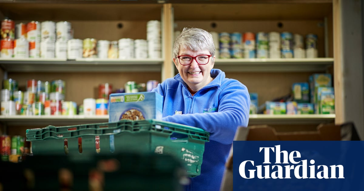 We See The Smiles And The Tears Food Bank Manager Wins