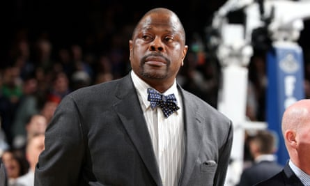 Patrick Ewing had a successful career in the NBA before turning to coaching