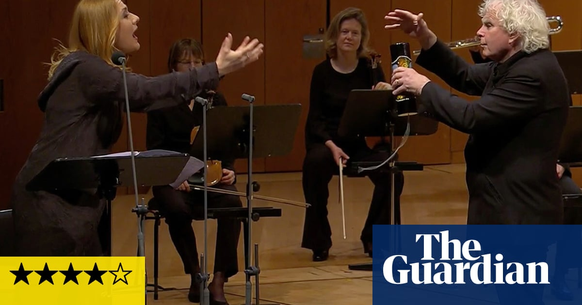 Bavarian Radio SO/Rattle review – future team put new music front and centre