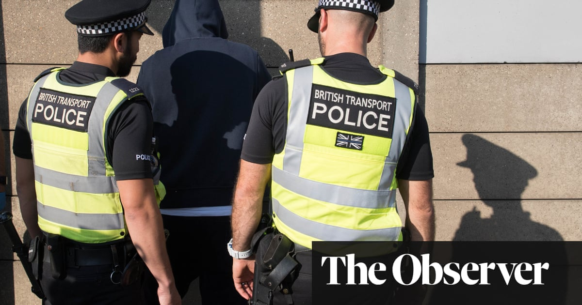 Racial Bias In Police Stop And Search Getting Worse