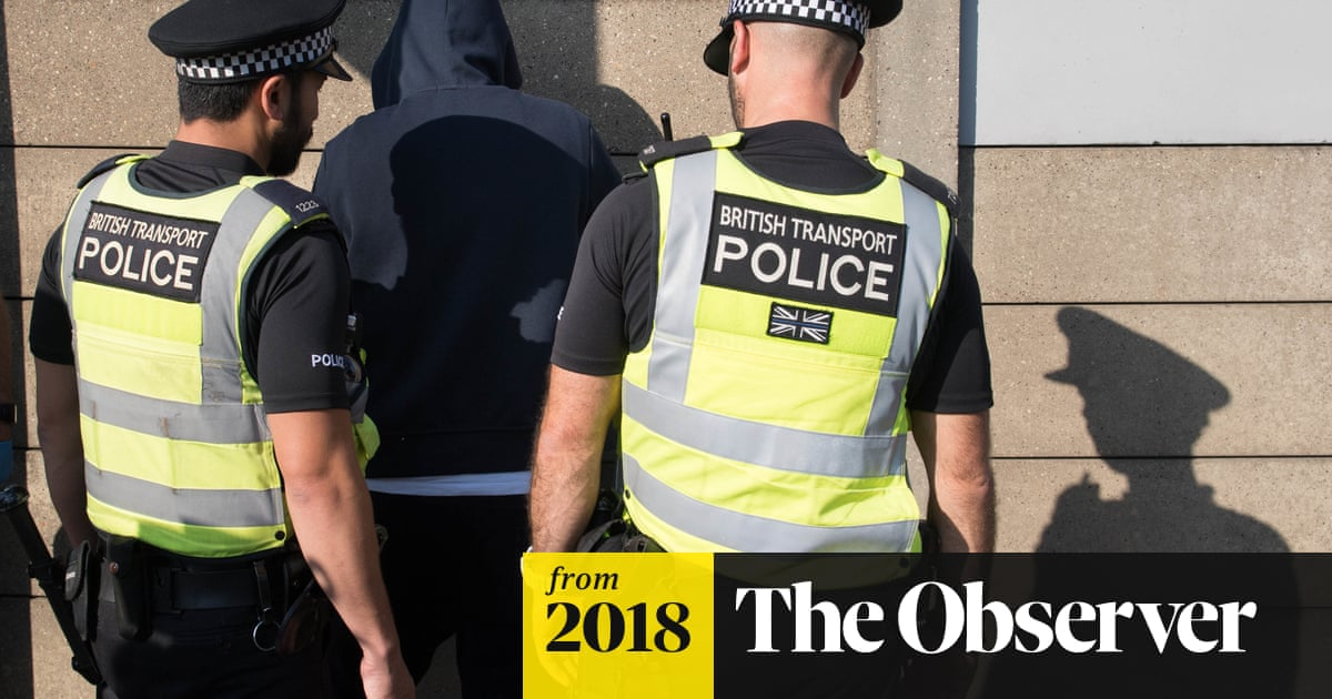 d1c9509edb Racial bias in police stop and search getting worse