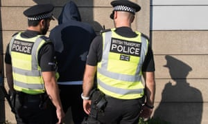 Black Britons are stopped and searched for any reason 8.4 times more than whites.