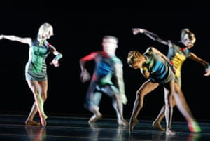 Qualia, performed at the Royal Opera House in 2003