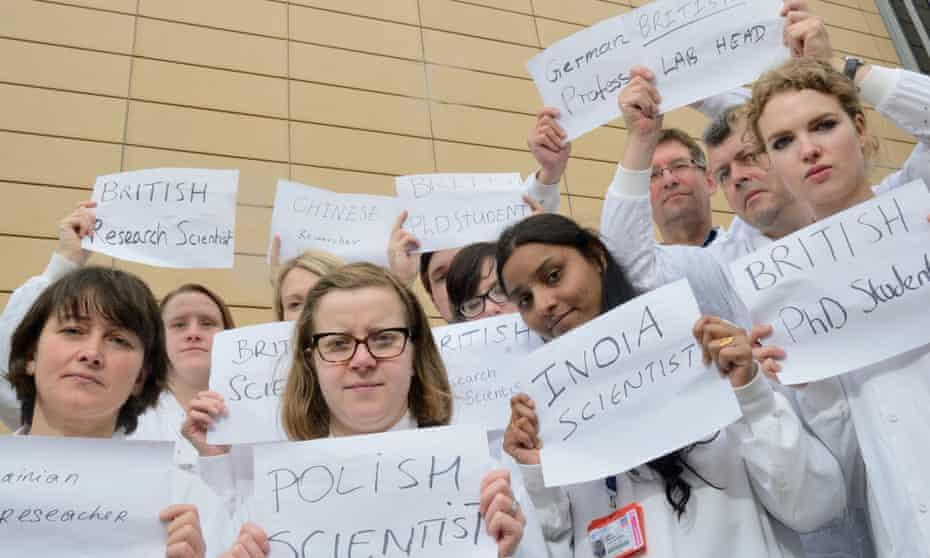 Newcastle Uni cancer researchers
