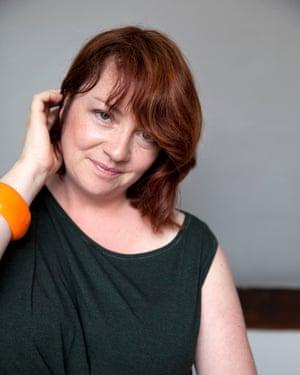 Author Eimear McBride
