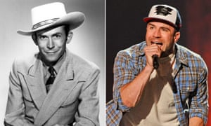 No country for old men: Hank Williams and Sam Hunt.