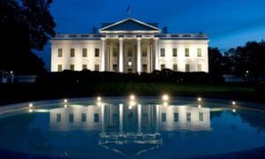 Washington, DC, The White House.