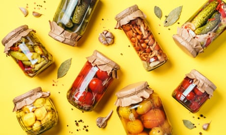 The power of pickles: a guide to preserving almost everything – from jam-making to chutneys