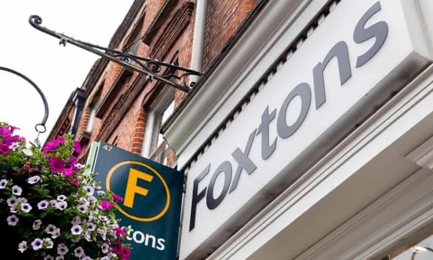 A Foxtons estate agents