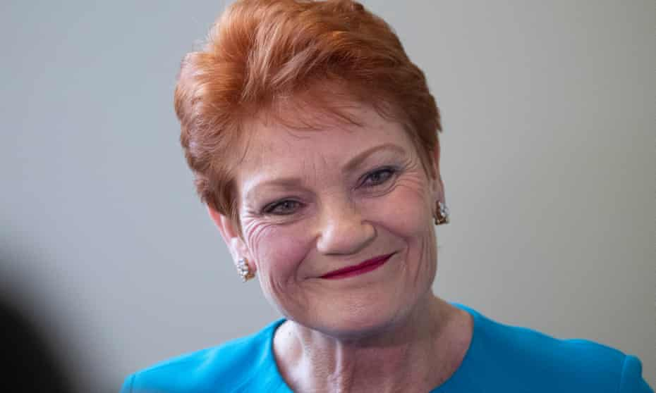 Pauline Hanson has claimed credit for the Coalition's decision to establish an inquiry into the family law system.