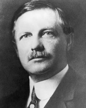 Frederick Jackson Turner(Original Caption) Frederick Jackson Turner (1861-1932), American historian. Interpreted effect of receding frontier on development of American democracy. Undated photo.