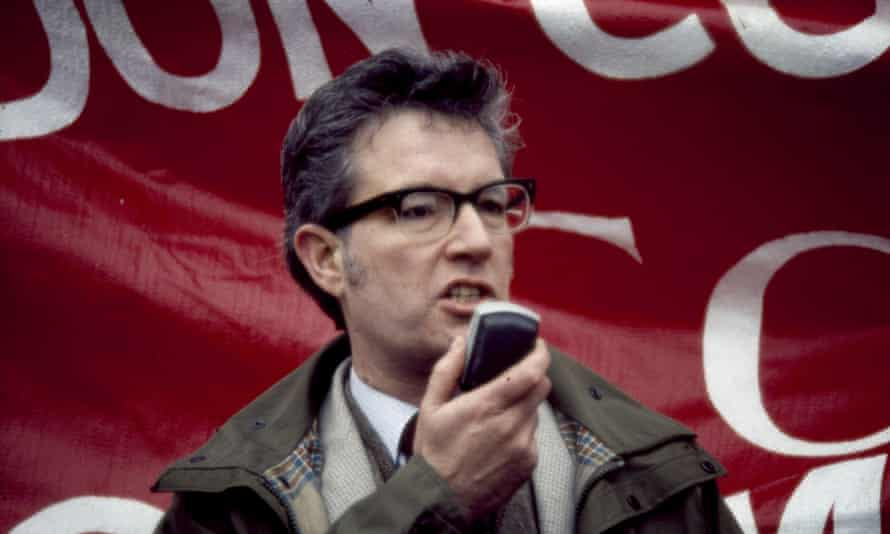 Rodney Bickerstaffe in the mid-1980s. He believed that a minimum wage was absolutely essential to offer basic protection to the poorest paid.