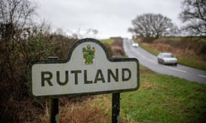 Rutland county sign