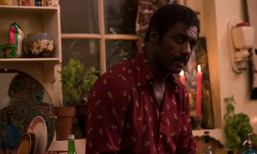 Idris Elba stars in new drama Guerrilla.