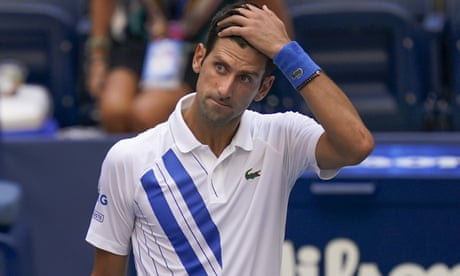 Novak Djokovic left to count personal and professional cost of moment of madness | Kevin Mitchell