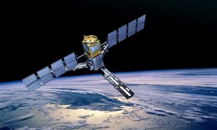 A European Space Agency satellite.