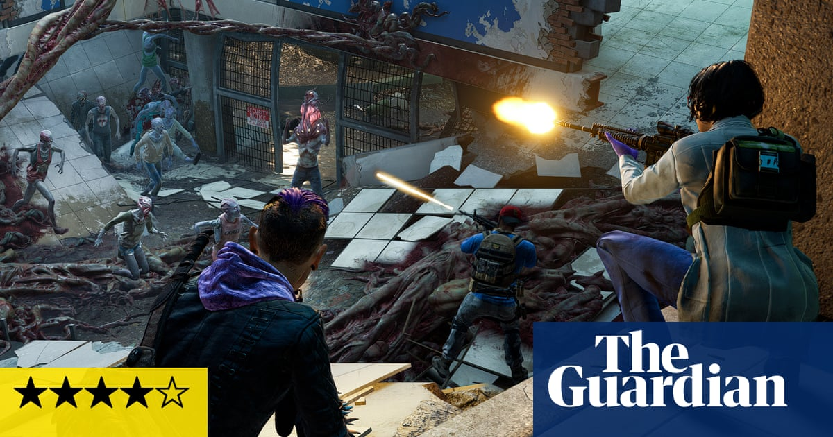 Back 4 Blood review – a zombie-shooter tribute act with brains of its own