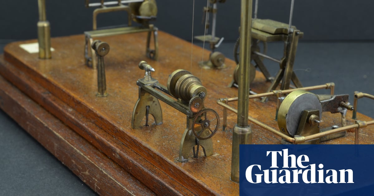 Did Derby build the world? How the Museum of Making bounced back