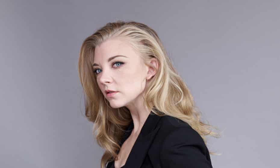 Natalie Dormer photographed in London by Suki Dhanda for the Observer New Review.