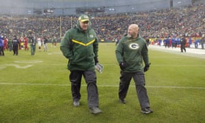Green Bay Packers head coach Mike McCarthy leaves Lambeau Field for the final time as head coach.