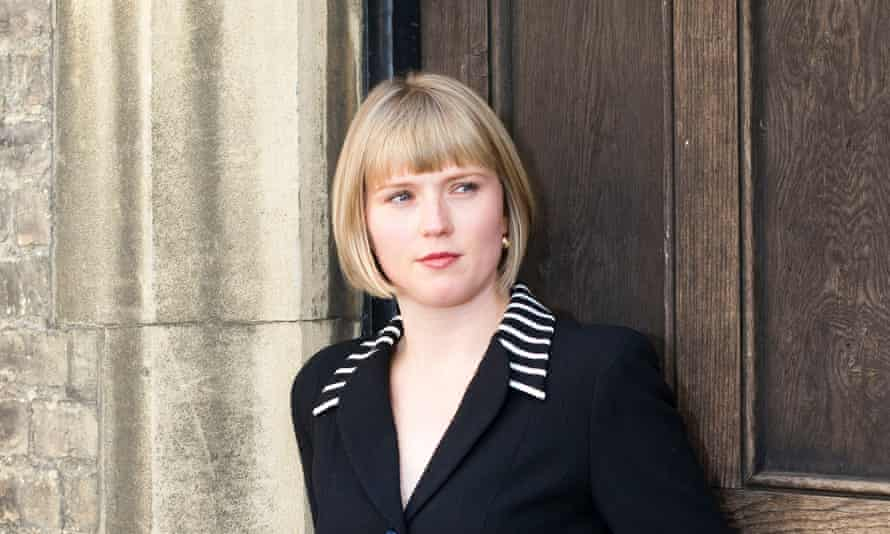 Charlotte Proudman: 'I had a duty to speak out.'
