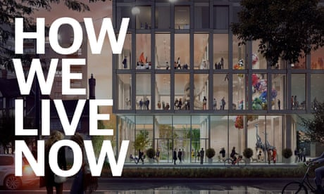 How we live now: inside the revolution in urban living