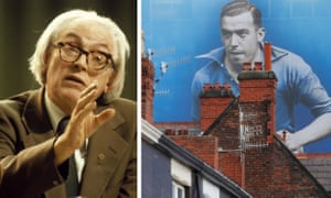 The former Labour leader Michael Foot penned a poem about Dixie Dean's Everton.