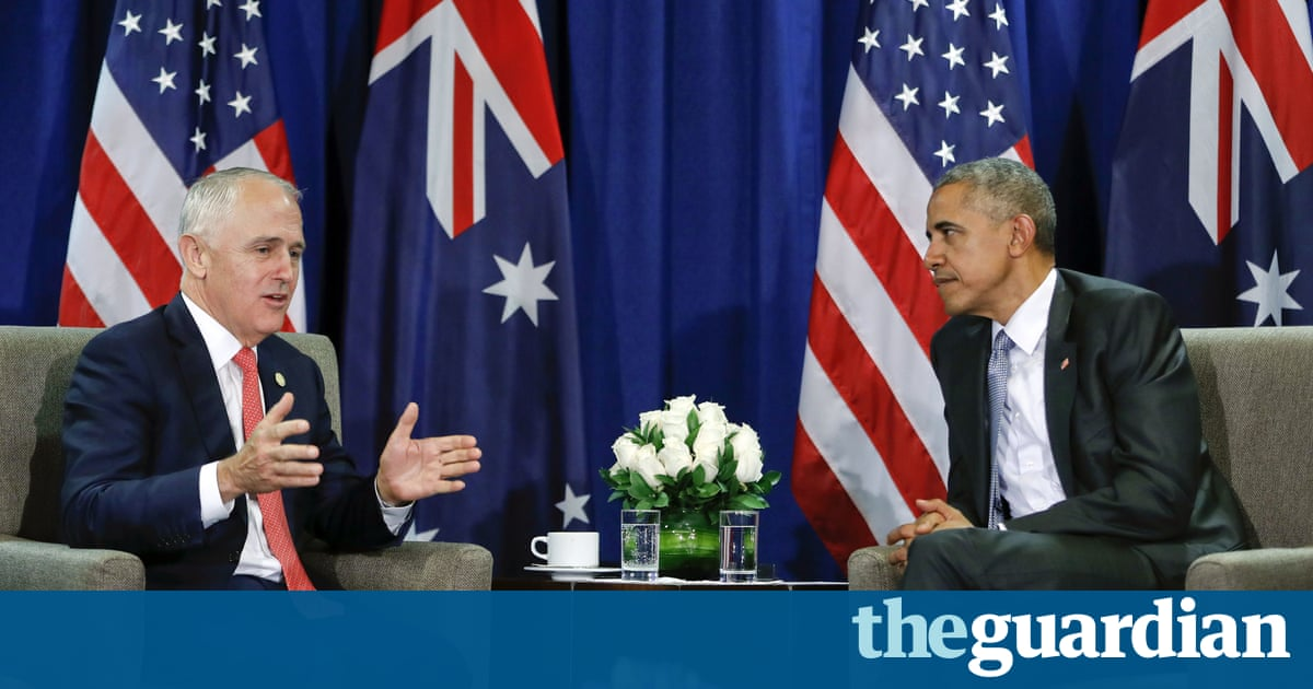 Obama administration urged Australia to change offshore detention refugee policy