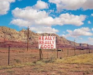 Navajo Nation, northern Arizona, 2002, from Rob Hann's book, Diesel Fried Chicken