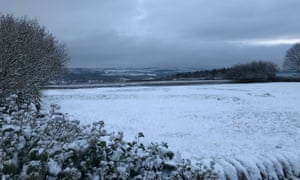 Dean Bailey's view in Stocksfield, Northumberland.