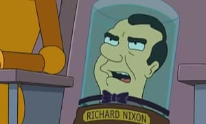 Augmented eternity could mean our thoughts and opinions will go on … and it won't require putting our head in a jar like Richard Nixon in Futurama.
