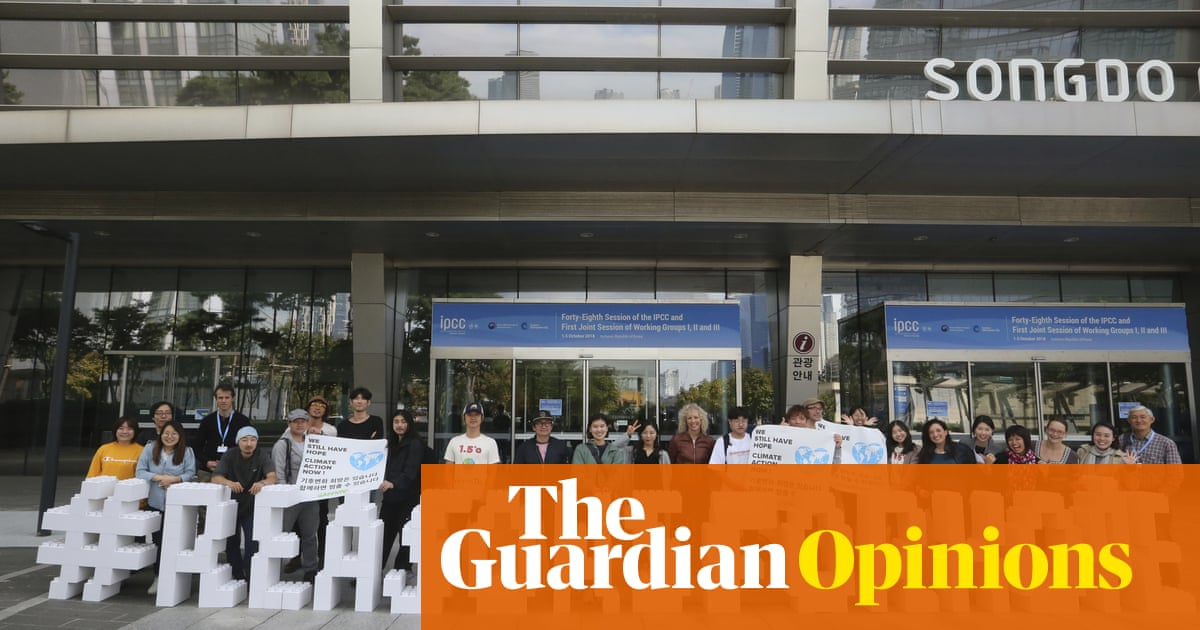 The future is unwritten: taking action is best cure for climate change angst