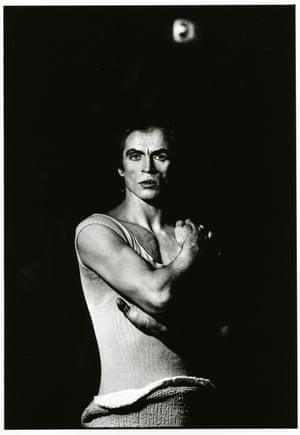 Rudolf Nureyev, 1978.