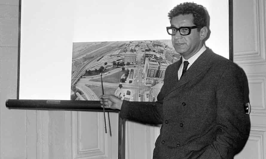 Mark Lane in 1966