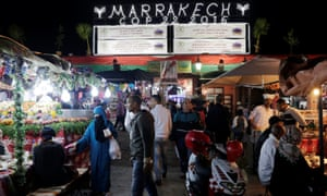 Delegates at the UN Climate Change Conference 2016 in Marrakech were left in shock and disbelief.