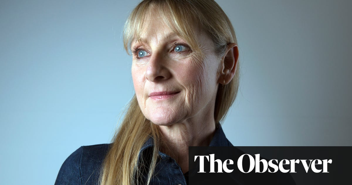 Lesley Sharp: 'Women in their 50s are regarded as having waning powers'