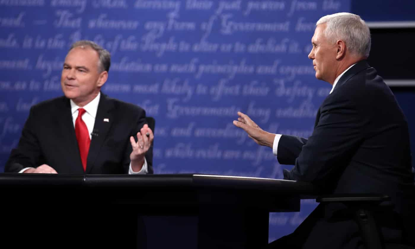 VP debate fact-check: Mike Pence and Tim Kaine's claims reviewed