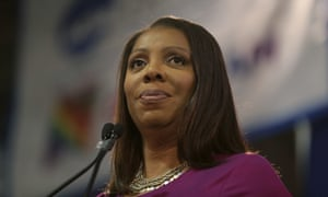 Letitia James, attorney general of New York, vowed during her campaign to investigate Trump and his business dealings.