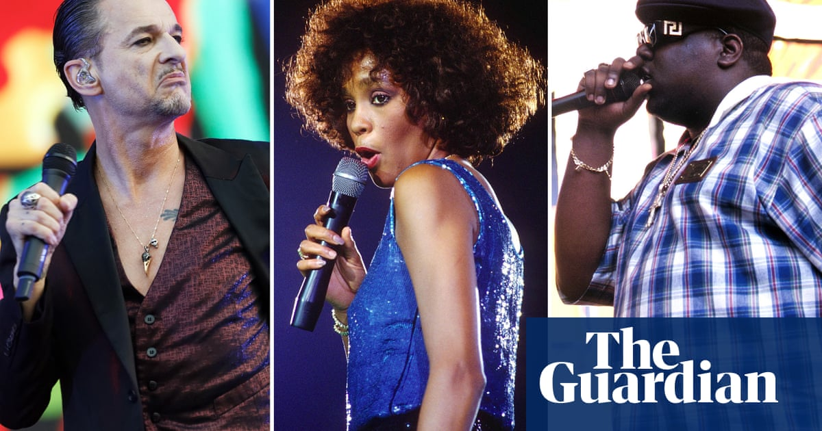 Rock And Roll Hall Of Fame 2020 Whitney Houston Depeche Mode And More Inducted Music The Guardian