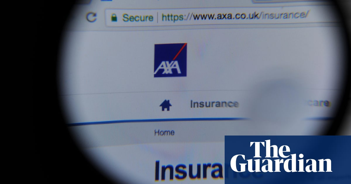 Excess effort just trying to get Axa to pay up over an insurance claim
