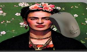 Frida Kahlo mousemat
