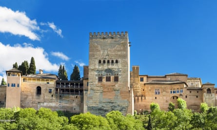 Moor than this … there's lots to see in Granada other than the magnificent Alhambra palace.