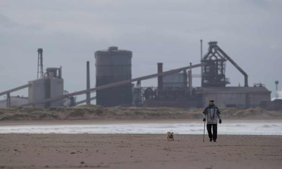 The post-industrial heartlands of the north-east are, statistically, among the areas where men are markedly 'in crisis'.