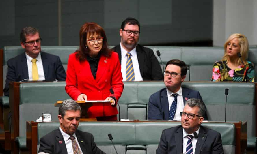 MP Anne Webster